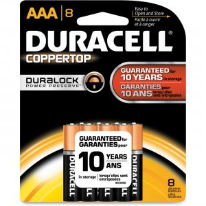 Duracell MN2400B8Z Multipurpose Battery