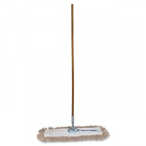 Genuine Joe 54101 Dust Mop with Handle GJO54101