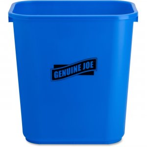 Genuine Joe 57257 Recycle Wastebasket GJO57257