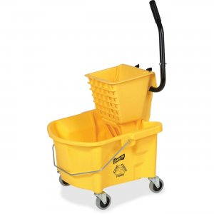 Genuine Joe 60466 Splash Guard Mop Bucket/Wringer GJO60466