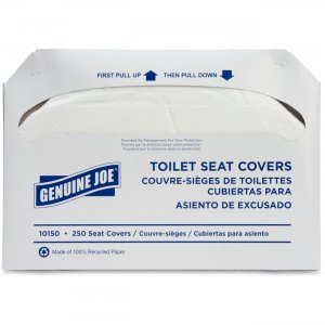 Genuine Joe 10150 Toilet Seat Cover GJO10150