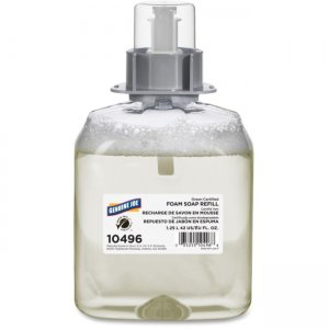 Genuine Joe 10496 Unscented Foam Soap Refill GJO10496