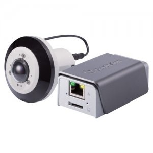 GeoVision GV-UNFE2503 2MP H.264 Super Low Lux WDR IR Fisheye Camera