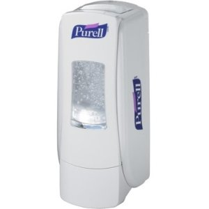 GOJO 872006 ADX-7 Dispenser - White GOJ872006