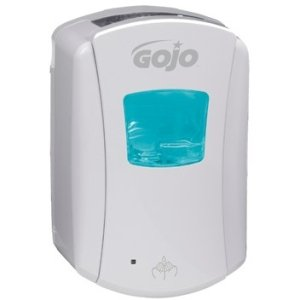 GOJO 1380-04 LTX-7 Dispenser - White GOJ138004