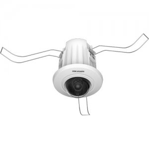 Hikvision DS-2CD2E10F_4MM 1.3MP Recessed Mount Dome