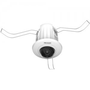 Hikvision DS-2CD2E20F 2.0MP Recessed Mount Dome