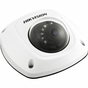 Hikvision DS-2CD2522FWD-IWS-6MM 2MP WDR Mini Dome Network Camera