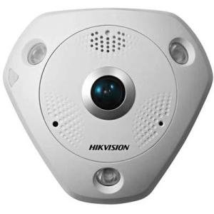 Hikvision DS-2CD6332FWD-IV 3MP WDR Fisheye Network Camera