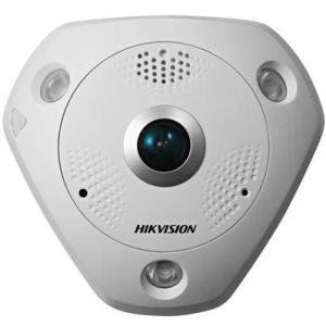 Hikvision DS-2CD6362F-IV 6MP Fisheye Network Camera