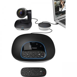 Logitech 960-001054 GROUP Video Conferencing System