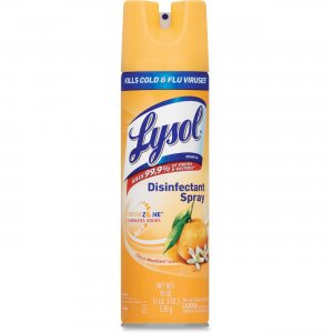 LYSOL 81546CT Citrus Disinfectant Spray RAC81546CT
