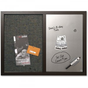 MasterVision MX04433168 Dry-Erase Combination Board BVCMX04433168