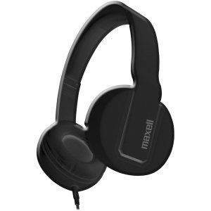 Maxell 290103 Solid 2 Black Headphones