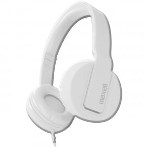 Maxell 290107 Solid 2 White Headphones