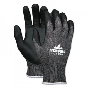 MCR Safety CRW92723NFXL Cut Pro 92723NF Gloves, Salt & Pepper, X-Large, 1 Dozen