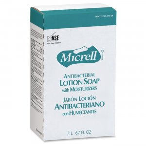 Micrell 225704 NXT Maximum Capacity Antibacterial Lotion Soap Refill GOJ225704EA