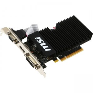 MSI GT 710 1GD3H LPV1 NVIDIA GeForce GT 710 Graphic Card