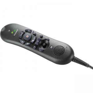 Nuance 0POWM2S-005 PowerMic II Speech Recognition Hand Microphone