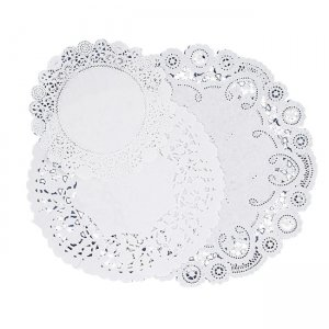 Pacon 25500 Deluxe Art Tex Doilies PAC25500