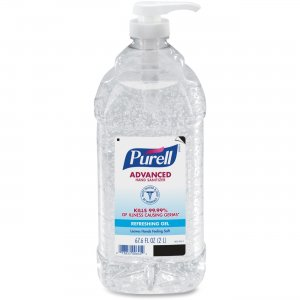 PURELL 962504CT Advanced Instant Hand Sanitizer GOJ962504CT
