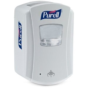 PURELL 1320-04 LTX-7 Dispenser - White GOJ132004