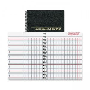 Rediform 33988 Class Record & Roll Book RED33988
