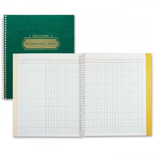 Roaring Spring 72900 Teacher's Roll Book ROA72900