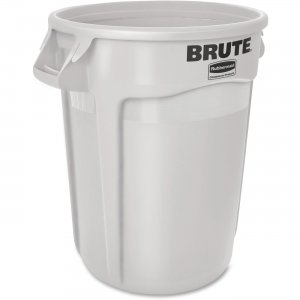 Rubbermaid Commercial 2632WHI Brute Waste Container RCP2632WHI