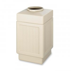 Safco 9475TN Canmeleon Waste Receptacle SAF9475TN