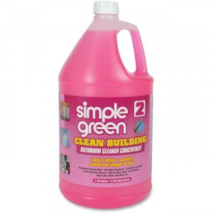 Simple Green 11101CT Clean Building Bathroom Cleaner Concentrate SMP11101CT