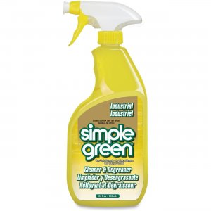 Simple Green 14002 Industrial Cleaner and Degreaser - Lemon Scent SMP14002