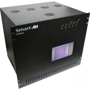 SmartAVI CSWX64X32S CAT5 Audio/Video and IR/RS232 64 IN X 32 OUT Matrix with RS-232 Control