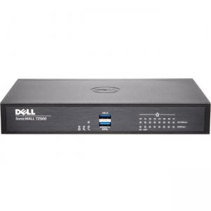 SonicWALL 01-SSC-0212 Network Security/Firewall Appliance TZ500