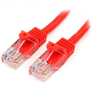StarTech.com 45PATCH25RD CAT.5E UTP Patch Cable