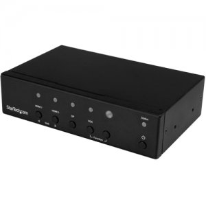 StarTech.com HDVGADP2HD Multi-input to HDMI Automatic Switch and Converter - 4K