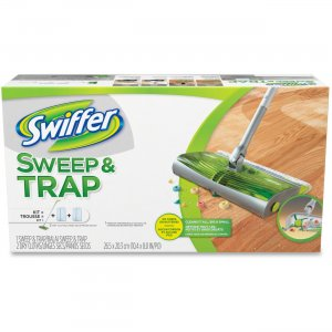 Swiffer 88710 Sweep/Trap Sweeper Kit PGC88710