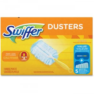 Swiffer 11804 Unscented Duster Kit PGC11804