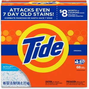Tide 84997 Powder Laundry Detergent PGC84997