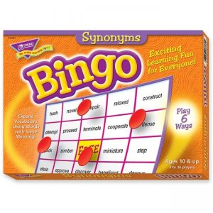 TREND 6131 Synonyms Bingo Game