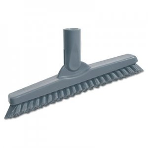 "Unger CB20G SmartColor Swivel Corner Brush, 8 2/3"", Gray Handle UNGCB20G"