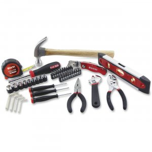Great Neck GN48CT Saw 48-piece Multipurpose Tool Set GNSGN48CT