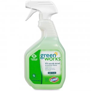 Green Works 00456CT All-Purpose Cleaner CLO00456CT