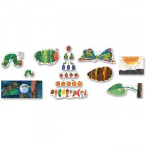 Carson-Dellosa 110132 Very Hungry Caterpillar Age4-9 Bulletin Set CDP110132