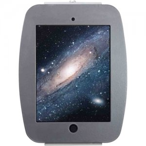 MacLocks 235SMENS Space Mini - iPad Mini Enclosure Wall Mount - Silver