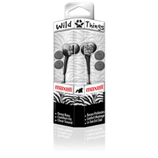 Maxell 190349 Wild Things Earset