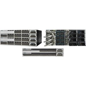 Cisco WS-C3750X-24T-E-RF Catalyst 3750X 24 Port Data IP Services Refurbished