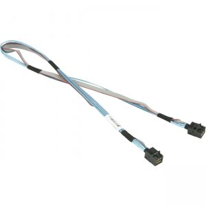 Supermicro CBL-SAST-0593 Internal MiniSAS HD to MiniSAS HD 60cm Cable