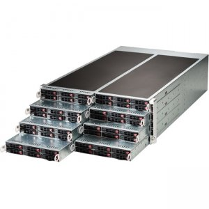 Supermicro SYS-F618R2-R72+ SuperServer (Black)