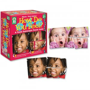 Carson-Dellosa 842005 How Do You Feel Board Game CDP842005